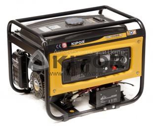 Бензиновый генератор KIPOR KGE 2500 E