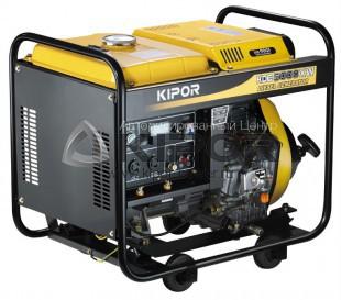 Дизельный сварочный агрегат KIPOR KDE5000XW