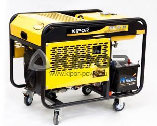 Бензиновый генератор KIPOR KGE 12 Е3