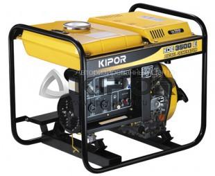 Дизельный генератор KIPOR KDE 3500 E