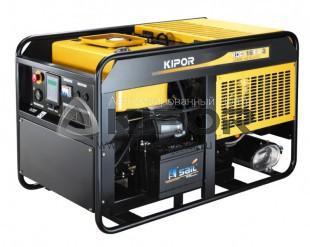 Дизельный генератор KIPOR KDE16EA3