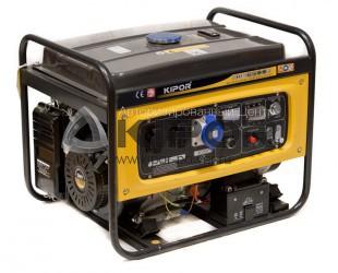 Бензиновый генератор KIPOR KGE 6500 Е