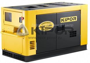 Дизельный генератор KIPOR KDE12STA